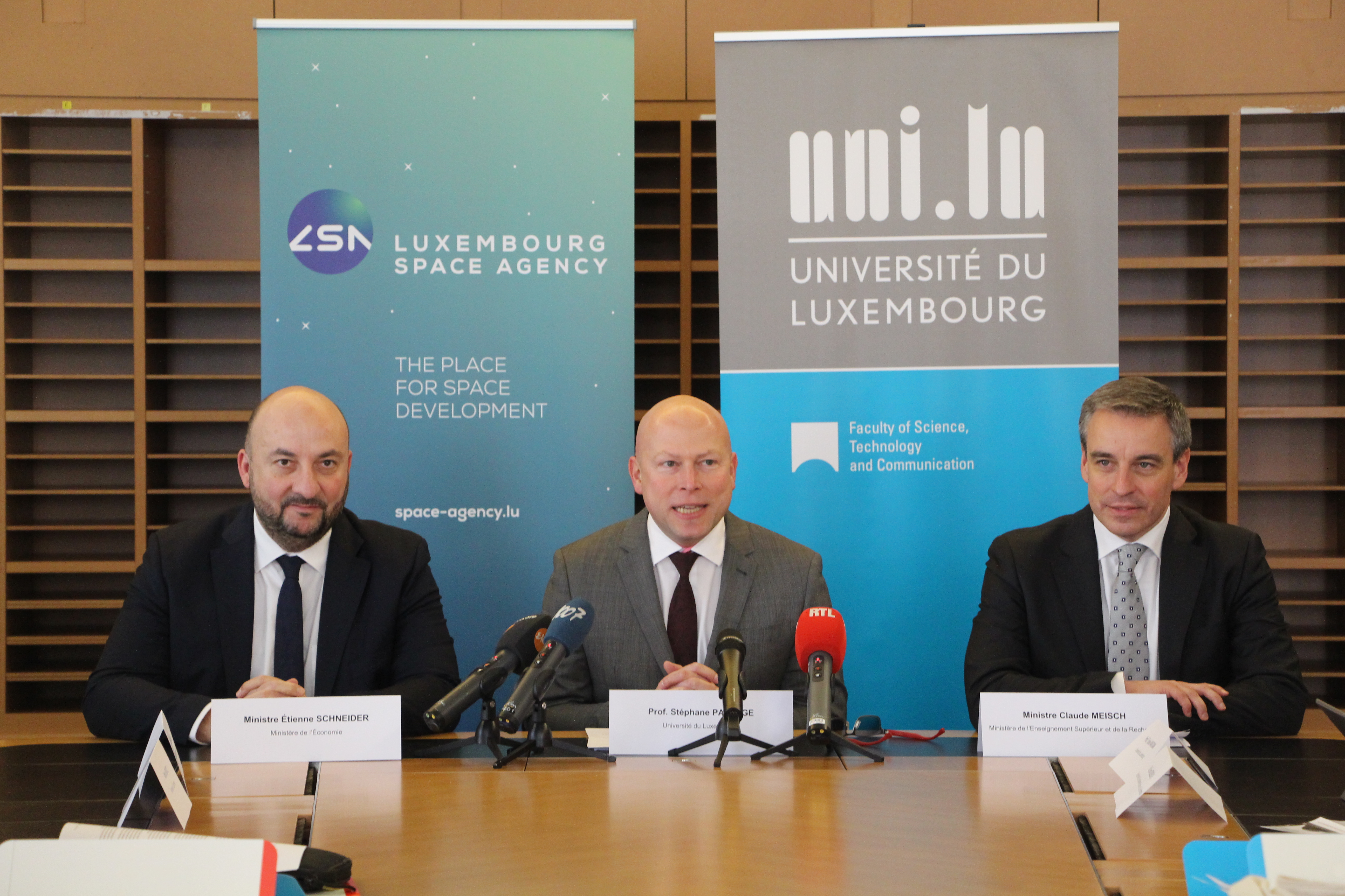 The university of luxembourg launches a unique interdisciplinary
